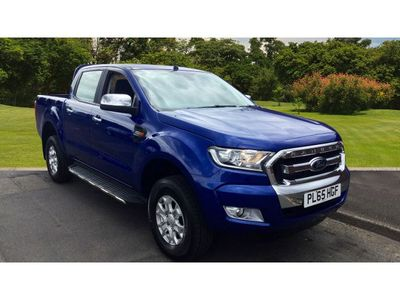 Ford Ranger Diesel Pick Up Double Cab Xlt 2.2 Tdci