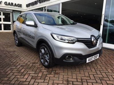 Renault Kadjar DYNAMIQUE S NAV TCE 1.2 5dr CLIMATE CONTROL PARKING SENSOR