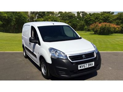 Peugeot Partner L1 Diesel 850 Se 1.6 Bluehdi 100 Van [non Start Stop] JUST REDUCED