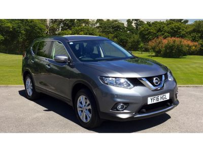 Nissan X-Trail 1.6 Dci Acenta 5Dr [7 Seat] Diesel Station Wagon 7 Seater