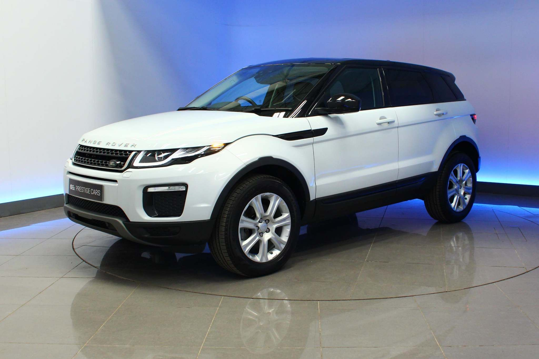 Used  Land Rover Range Rover Evoque SE Tech