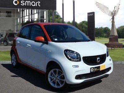 Smart Forfour Hatchback Passion 5dr 1.0