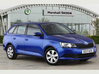 Skoda Fabia 1.0 MPI S (75 BHP) S/S 5-Dr Estate 5dr AIR CONDITIONING