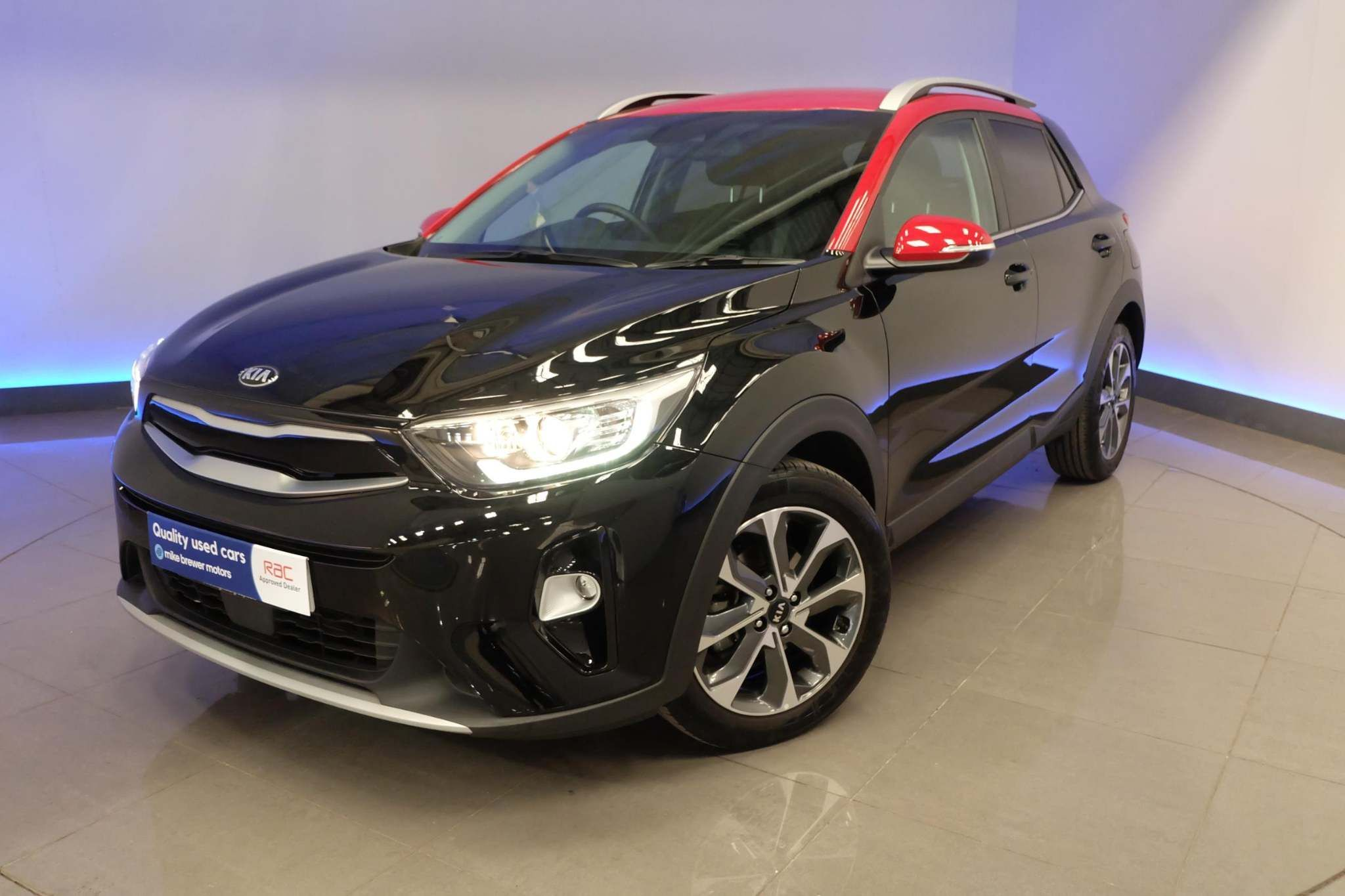 Used Kia Stonic 1.0 T-Gdi First Edition (s/s) 5dr