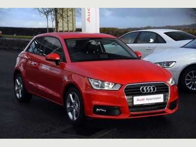 Audi A1 1.6 TDI Sport (116PS) S Tronic 3dr **FREE NATIONWIDE DELIVERY**
