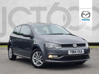Volkswagen Polo SE 1.0 3dr PERFECT 1ST CAR! LOW MILEAGE!