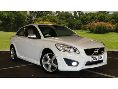 Volvo C30 2.0 R Design 3Dr Petrol Coupe ALLOYS HARD TO FIND