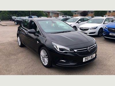 Vauxhall Astra Elite Nav Cdti S/S 1.6 5dr SAT NAV BLUETOOTH