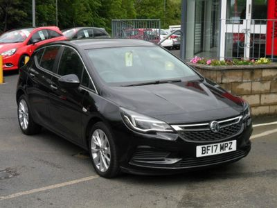 Vauxhall Astra 1.6 DESIGN CDTI S/S 5dr