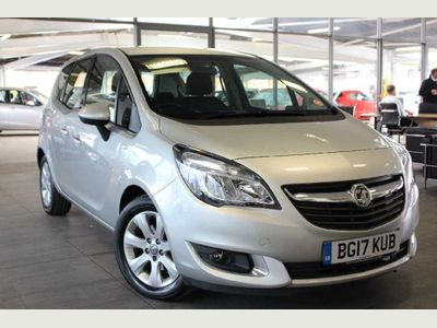 Vauxhall Meriva 1.4i 16V Life 5dr Estate WE SIMPLY REFUSE TO BE BEATEN!