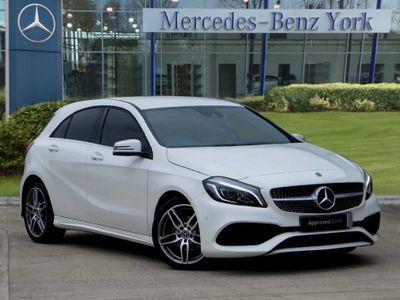 Mercedes-Benz A Class A200d AMG Line Premium 5dr Auto 2.2
