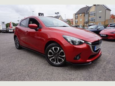 Mazda 2 1.5 Sport Black II 5dr Limited model - Sport Black