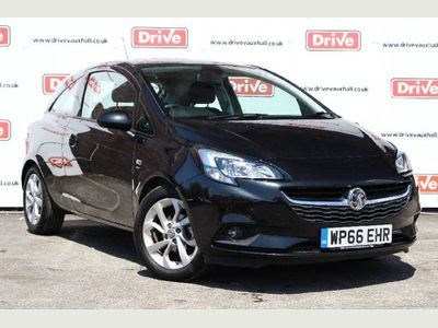 Vauxhall Corsa 1.4 ecoFLEX Energy 3dr [AC] 90PSHatchback We Simply Refuse To Be Beaten