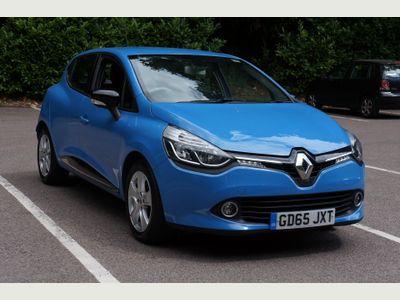 Renault Clio 1.2 16V Dynamique Nav 5dr 1 OWNER FROM NEW - FULL SERVIC