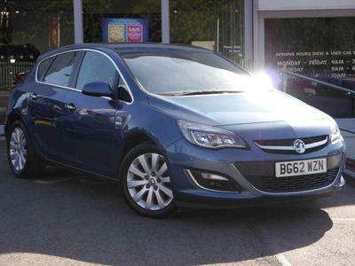 Vauxhall Astra 2.0 CDTi 16V ecoFLEX Elite [165] 5 door £30 Tax, Rev Sens, Htd Seats