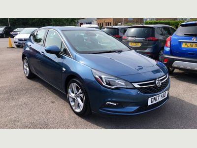 Vauxhall Astra Sri Cdti 1.6 5dr BLUETOOTH APPLE CAR PLAY
