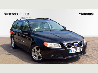 Volvo V70 D2 [115] SE 5dr Powershift 1.6 FULL LEATHER+HEATED SEATS!