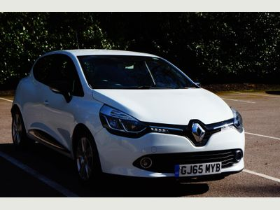 Renault Clio 1.5 dCi 90 Dynamique Nav 5dr FULL RENAULT SERVICE HISTORY