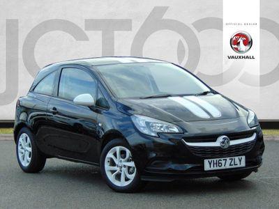 Vauxhall Corsa STING ECOFLEX 3dr BLUETOOTH+16Inch ALLOYS