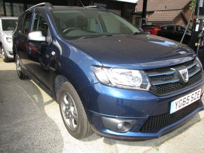 Dacia Logan Mcv 0.9 TCe Laureate Prime (s/s) 5dr 1 OWNER & EXTREMELY LOW MILES!