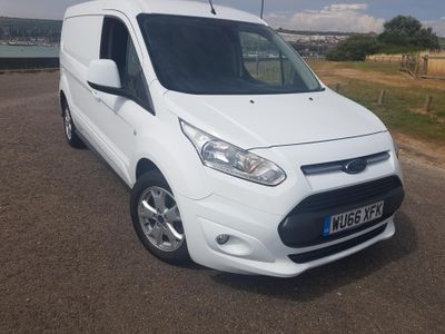 Ford Transit Connect 1.5 TDCi 120ps Limited L2 Van Bluetooth & AC