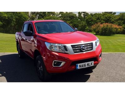 Nissan Navara Np300 Diesel Double Cab Pick Up Visia 2.3Dci 160 4Wd ++Double Cab++