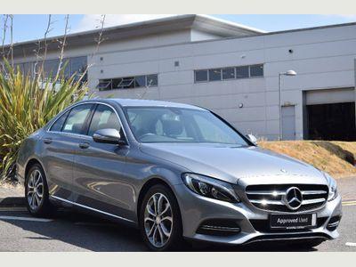 Mercedes-Benz C Class 1.6 C200 CDI BlueTEC Sport 4dr +++++ HEATED FRONT SEATS +++++