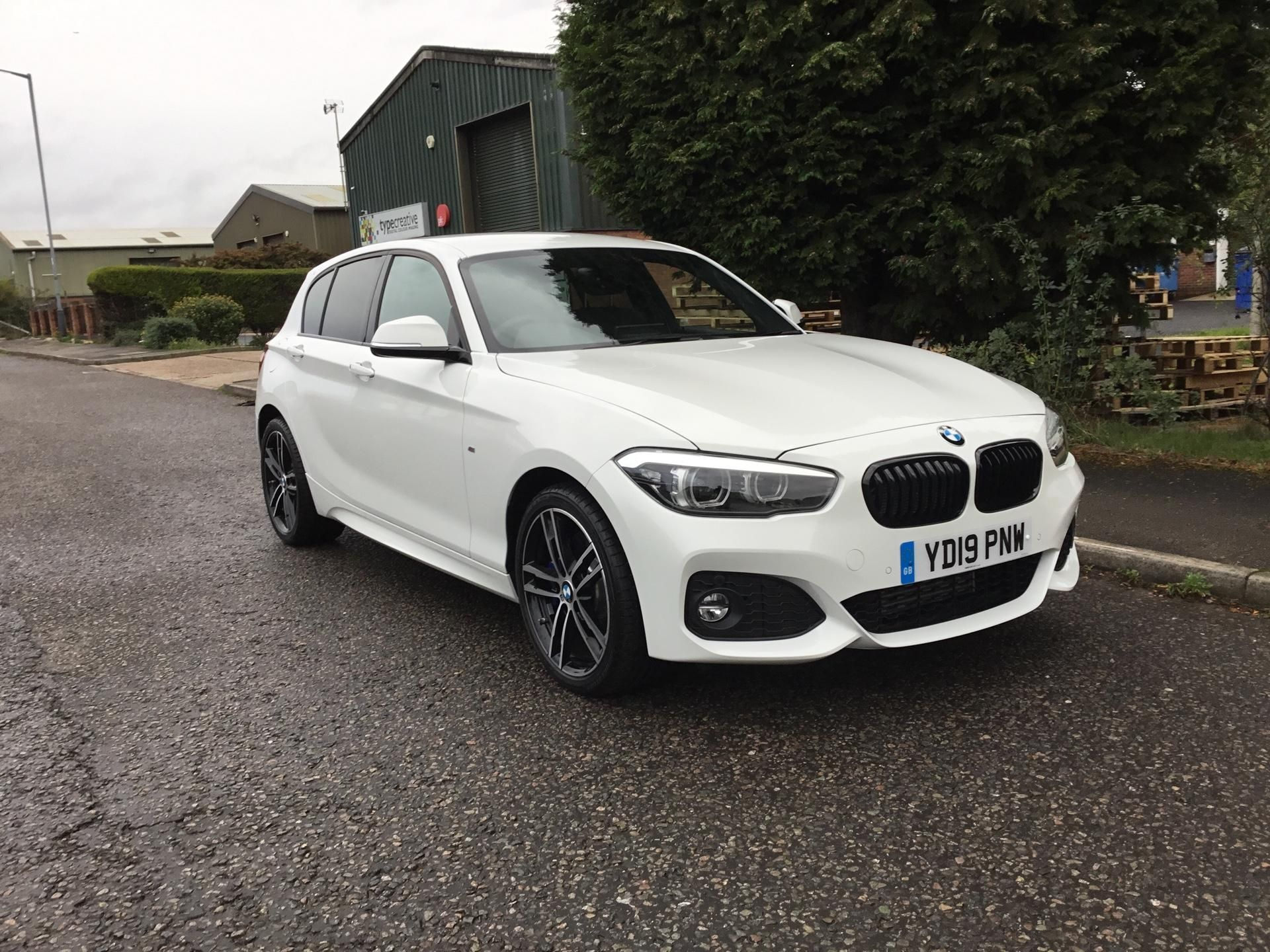 BMW 1 Series 120d xDrive M Sport Shadow Edition 5door 2.0 Professional Media Pack