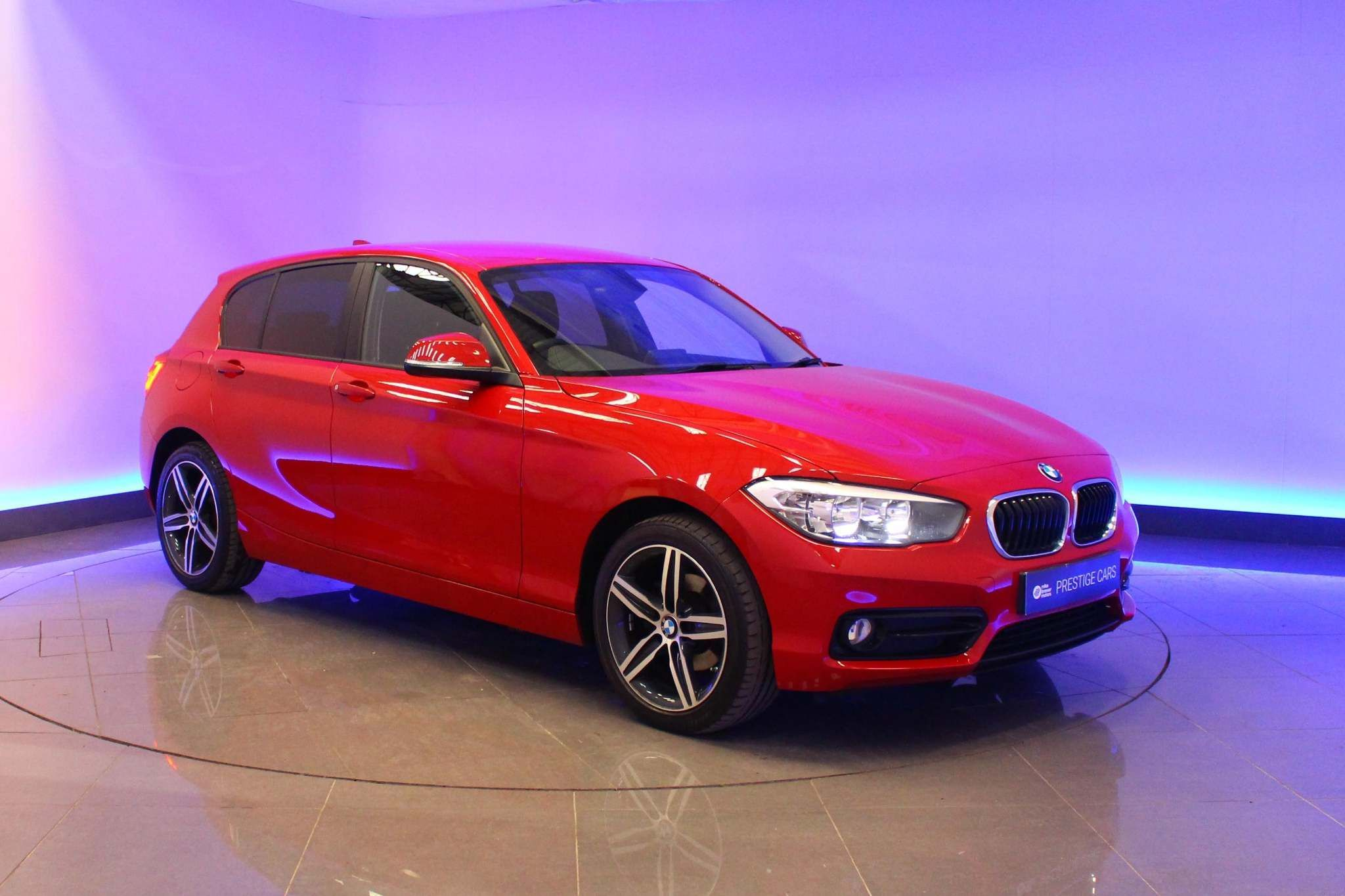 Used BMW 1 Series 1.5 116d Sport Sports Hatch Auto (s/s) 5dr