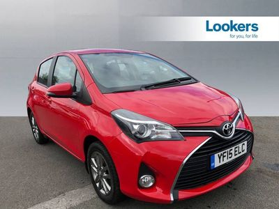 Toyota Yaris 1.33 VVT-i Icon 5dr IDEAL FIRST CAR
