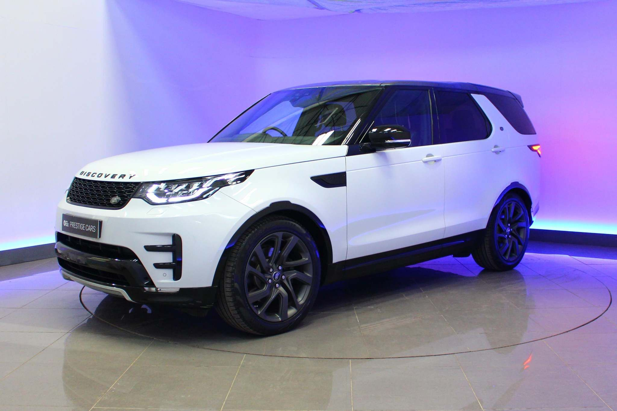 Used  Land Rover Discovery HSE