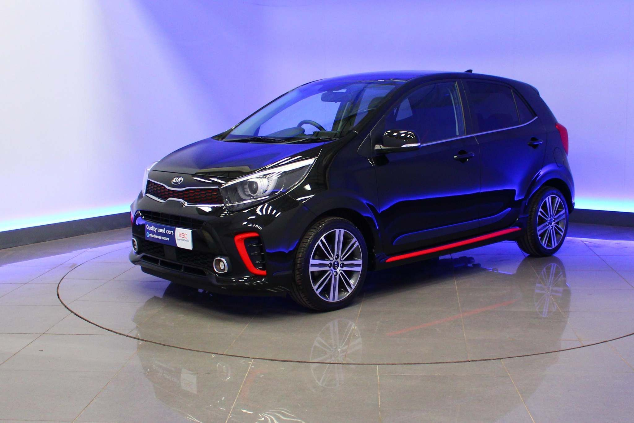 Used Kia Picanto 1.25 Gt-Line 5dr