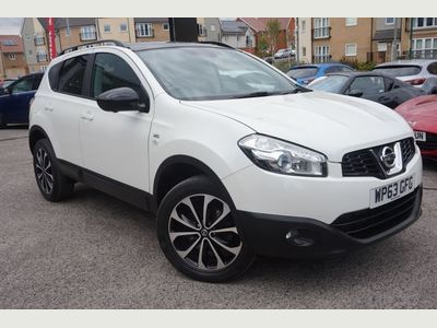Nissan Qashqai 1.6 dCi 360 (Start Stop) 5dr LOW MILEAGE - ALL ROUND CAMERA