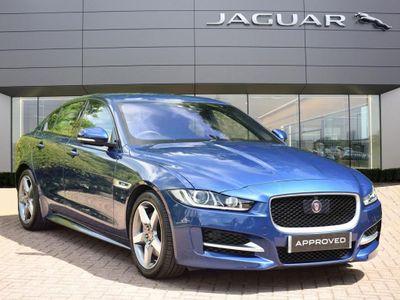 Jaguar XE 2.0d [180] R-Sport 4dr Auto CAMERA, SAT NAV, HEATED SEATS