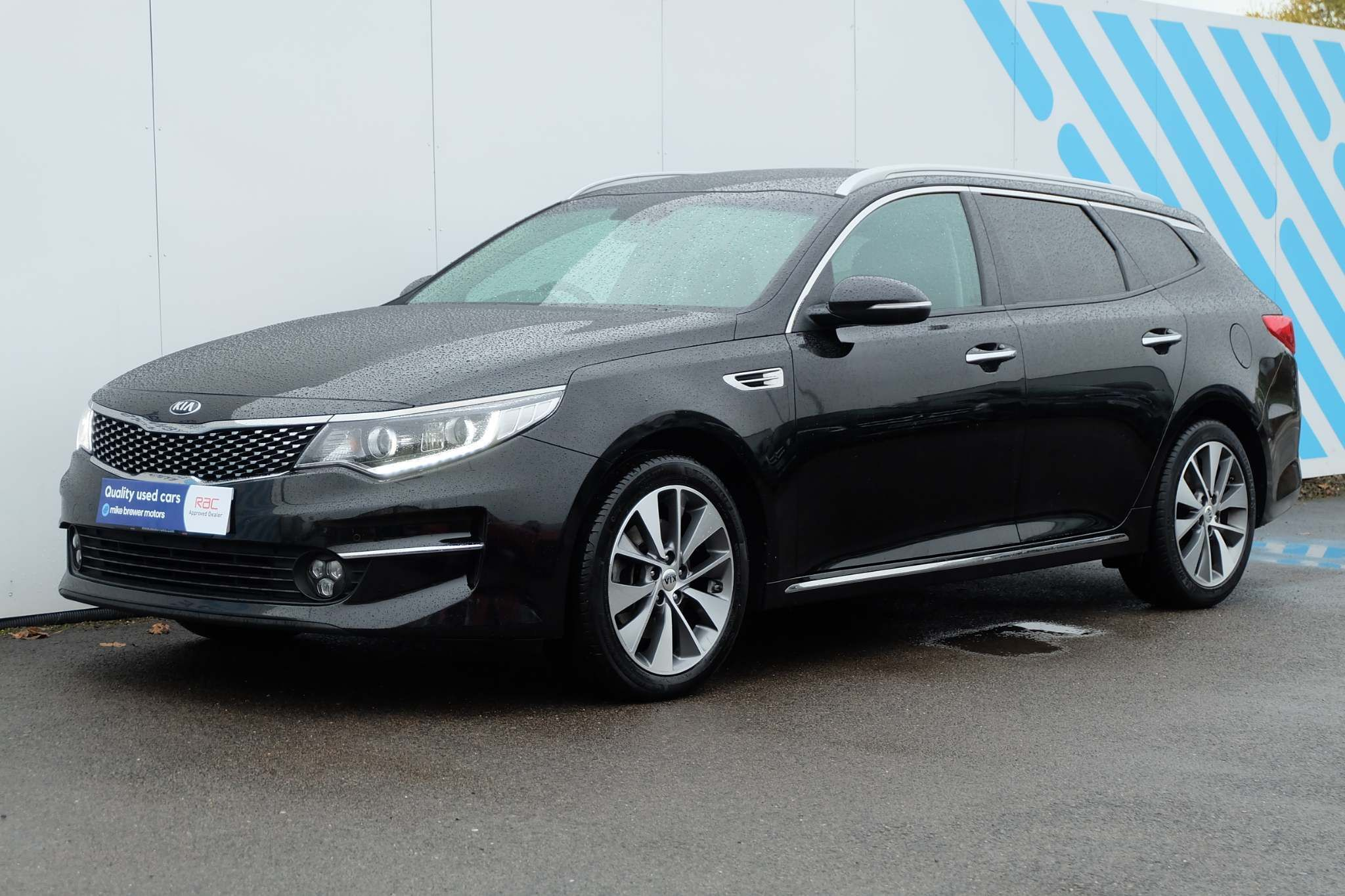 Used Kia Optima 1.7 Crdi 3 Sportswagon Dct (s/s) 5dr