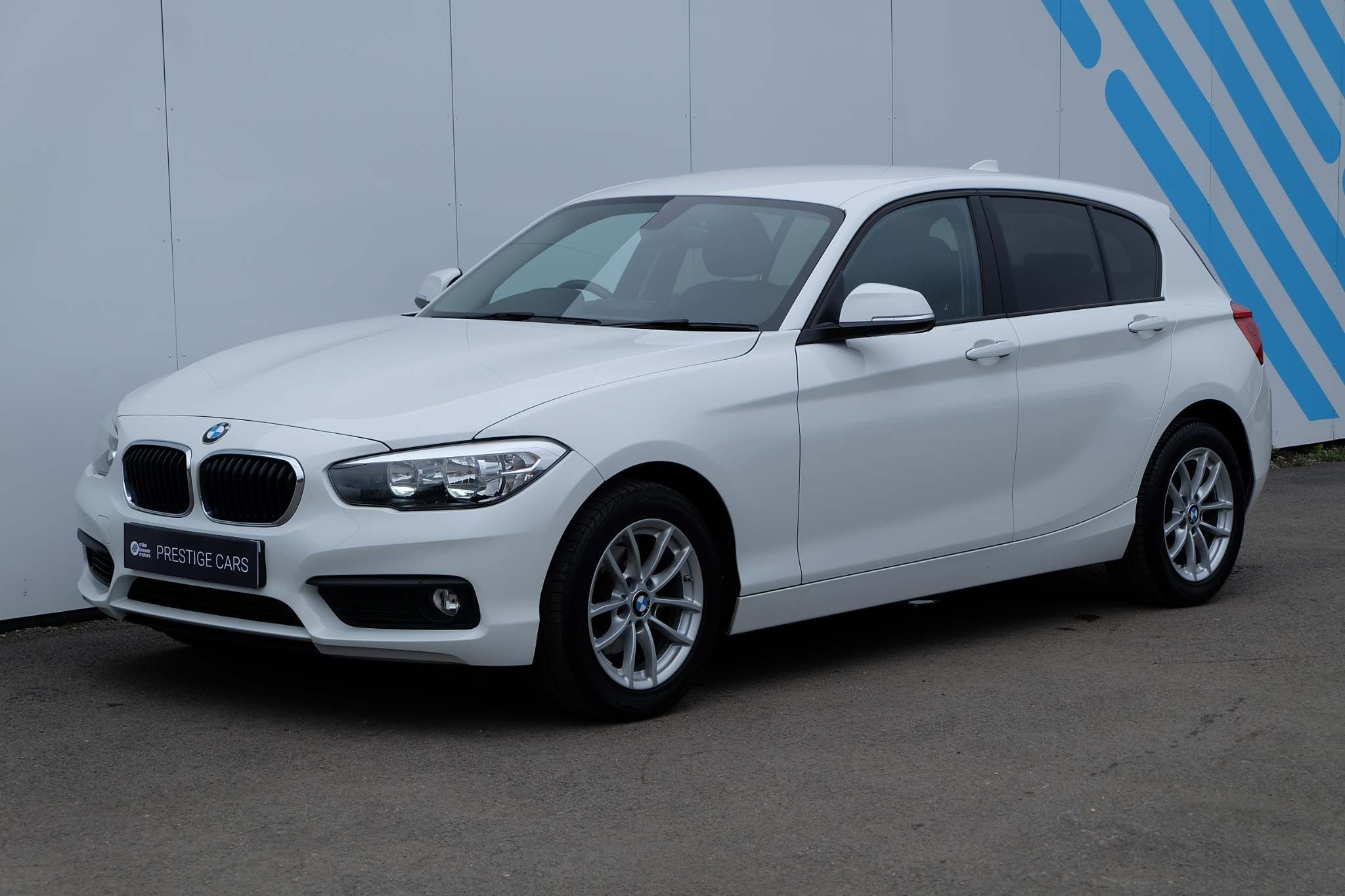 Used  BMW 1 Series SE