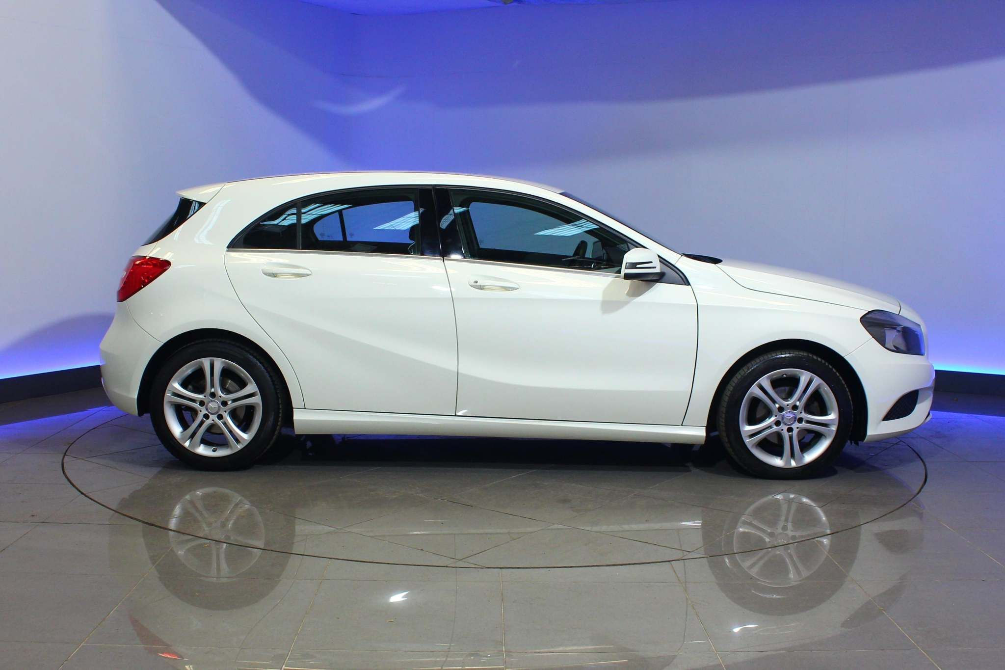 Used Mercedes-Benz A Class 1.5 A180 Cdi Sport Edition 7g-Dct 5dr (e6)