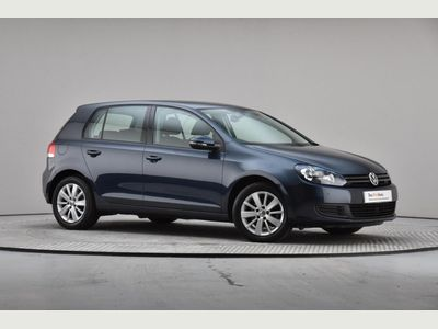 Volkswagen Golf Match 1.6 TDI 105 PS 7-speed DSG 5 Door *ALLOYS / AIRCON / SENSORS*