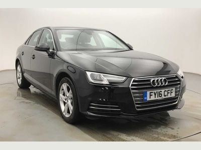 Audi A4 Saloon Sport 1.4 TFSI 150 PS 6 speed 4dr *1 YEAR APPROVED WARRANTY*
