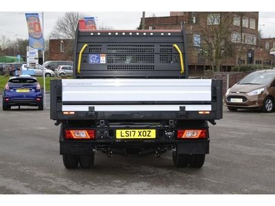 Ford Transit 350 L3 D/CAB DROPSIDE D/cab 2.0 GREAT SAVING