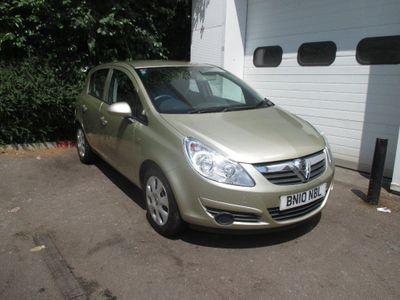 Vauxhall Corsa EXCLUSIV A/C 1.4 5dr 12 Month Warranty & Breakdown