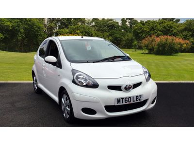 Toyota Aygo 1.0 Vvt-I Go 5Dr Petrol Hatchback GREAT CITY CAR