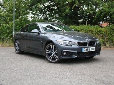 BMW 4 Series 420d xDrive M Sport Coupe 2.0 2dr DOUBLE SPOKE STYLE ALLOYS
