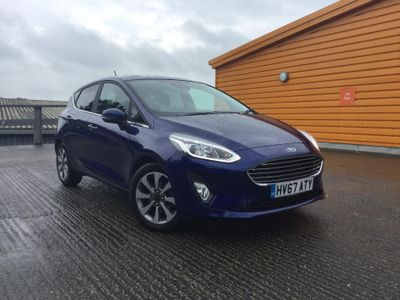 Ford Fiesta 1.1 Zetec 5dr CITY PACK-AUTO LIGHTS & WIPERS