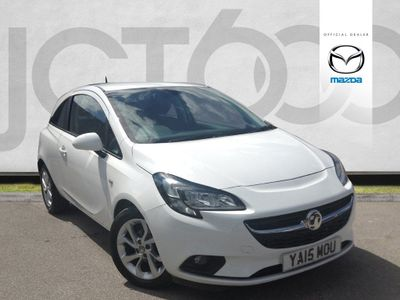 Vauxhall Corsa EXCITE AC ECOFLEX 1.4 3dr ONLY 21538 MILES FROM NEW!