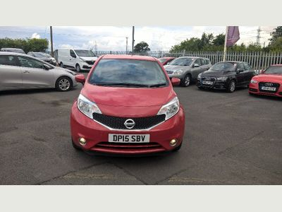 Nissan Note 1.2 Acenta 5dr ** VEHICLE IN PREPARATION **