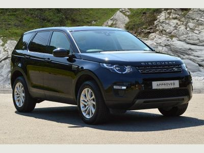 Land Rover Discovery Sport 2.0 TD4 (180hp) SE 5dr EX DEMONSTRATOR