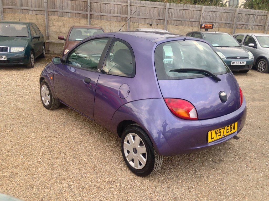 Ford Ka   Style Climate Dr  Still Image