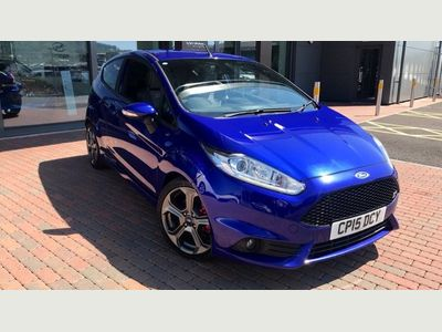 Ford Fiesta St-3 Turbo 1.6 3dr
