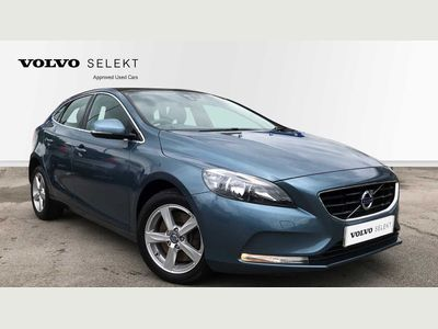 Volvo V40 D3 SE Nav Sat Nav Fixed Panoramic Roof 2.0 5dr 1OWNER FVSH PAN ROOF